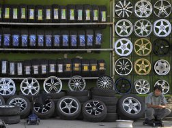 image of tires