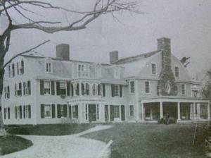 The vanderbilt estate in 1903