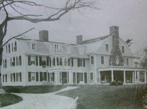 The vanderbilt estate in 1903